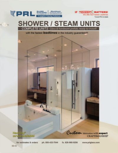 PRL Shower Catalog