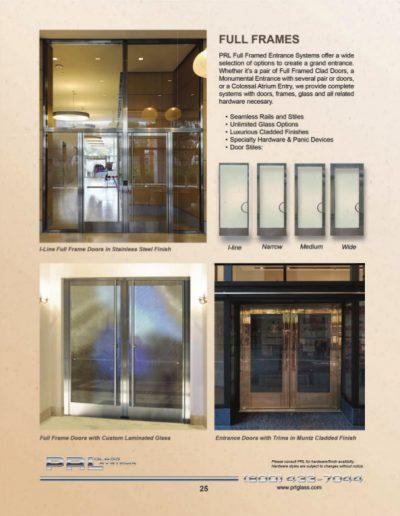 Full Framed Doors