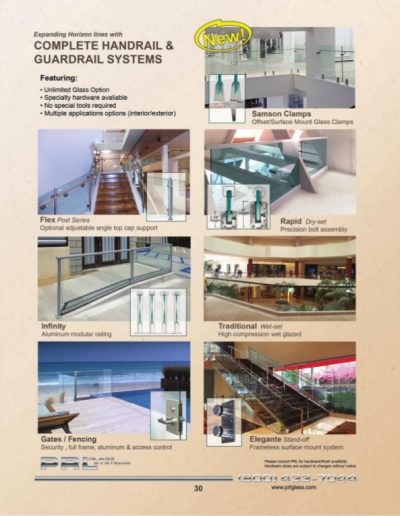 Complete Handrail and Guardrail Systems