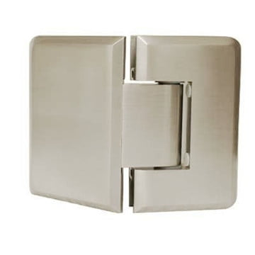 Bella Heavy Duty Hinge Brushed Nickel