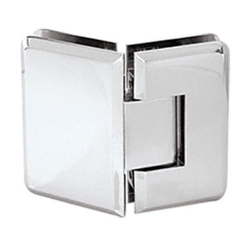 Beverly Standard Hinge Polished Chrome