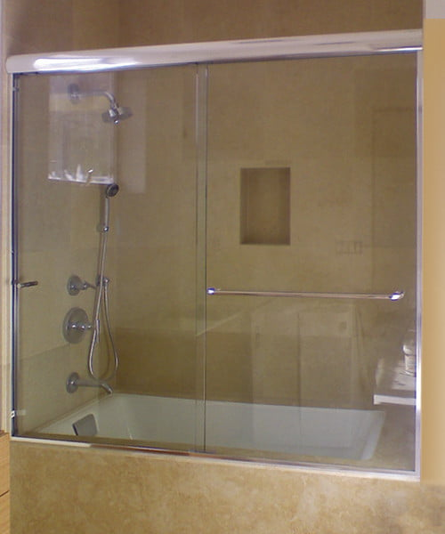 Complete Contoured Shower Sliders