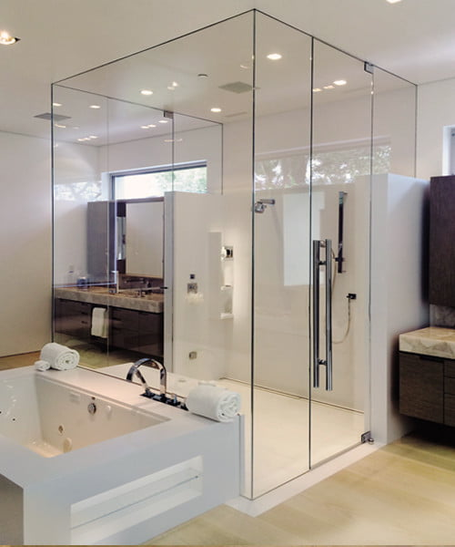 Complete Shower Units