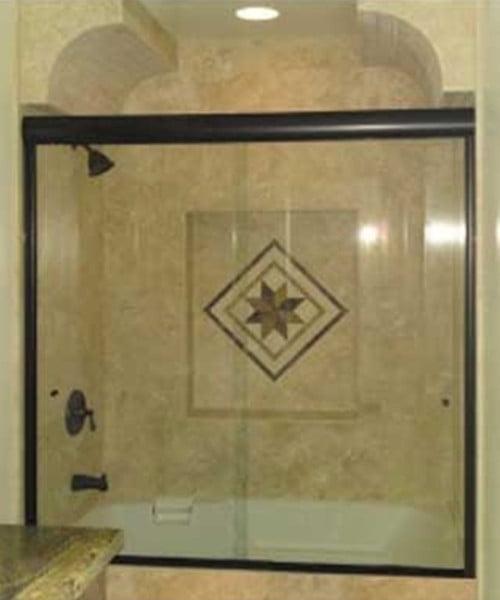 Contoured Shower Sliders