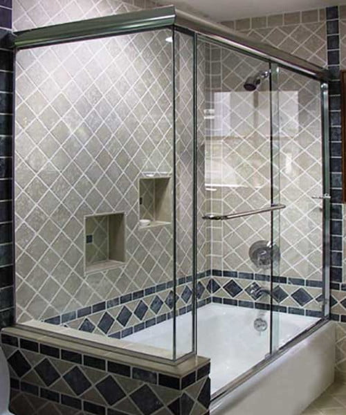 Contoured Shower Sliders