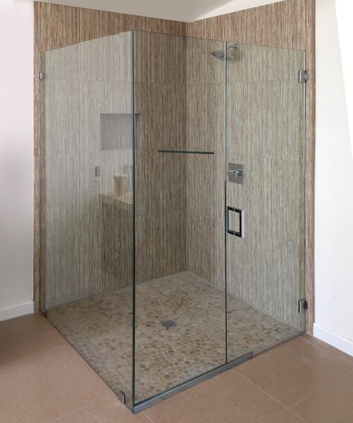Diamond Seal Shower System
