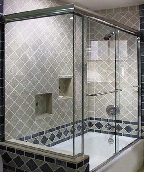 Headers Shower Unit