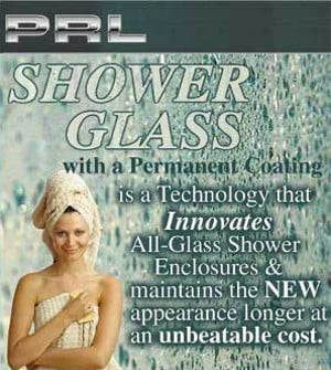 PRL Shower Glass