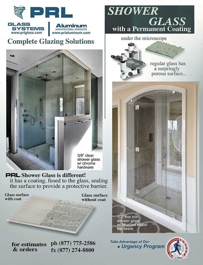 Shower Glass Coating