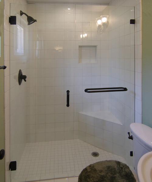 Shower Unit Hardware