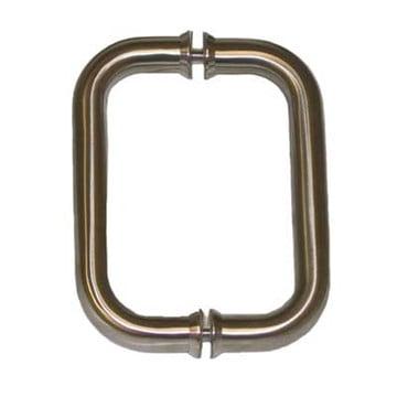Standard Pull Handle Brushed Nickel