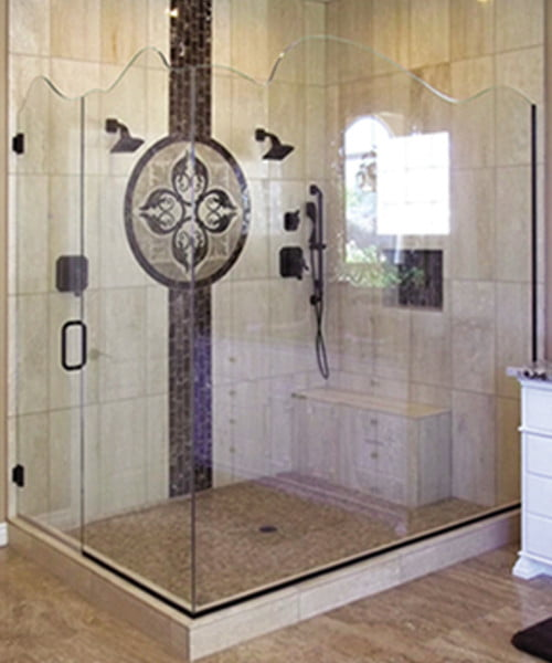 U-Channels Shower Unit